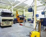 Ремонт грузовиков Мерседес Mercedes Киев (Вито,  Атего,  Аксор,  Варио)