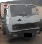 Продаем самосвал МАЗ 5551,  г/п 8, 5 тонн,  1992 г.в.