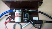 Качественная миниАЗС 30л/мин для дизтоплива без счетчика.Гарантия