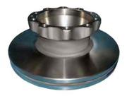 Тормозной диск на МАН MAN TGL 335x34 81508030054