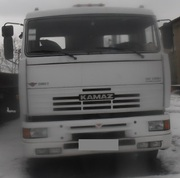 Продаем седельный тягач КАМАЗ 65116,  2007 г.в.,  с полуприцепом