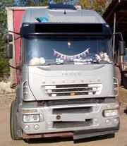 Продаем седельный тягач IVECO STRALIS 350,  2004 г.в.,  с полуприцепом