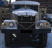 Продаем бортовой грузовой автомобиль КрАЗ 257,  12 тонн,  1982 г.в.