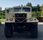 Продаем седельный тягач КрАЗ 255Б1,  1989 г.в.